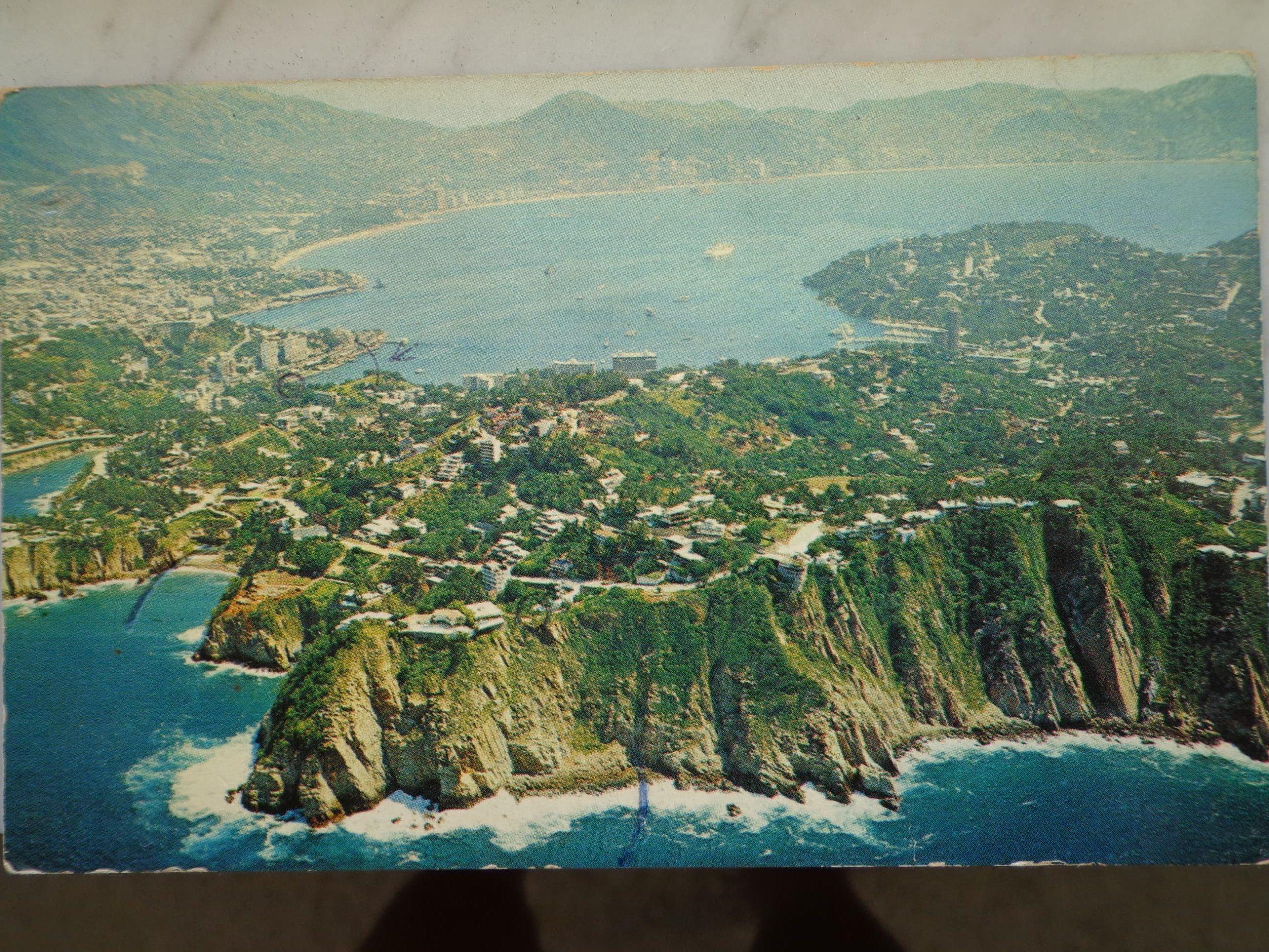 Diving Area Acapulco