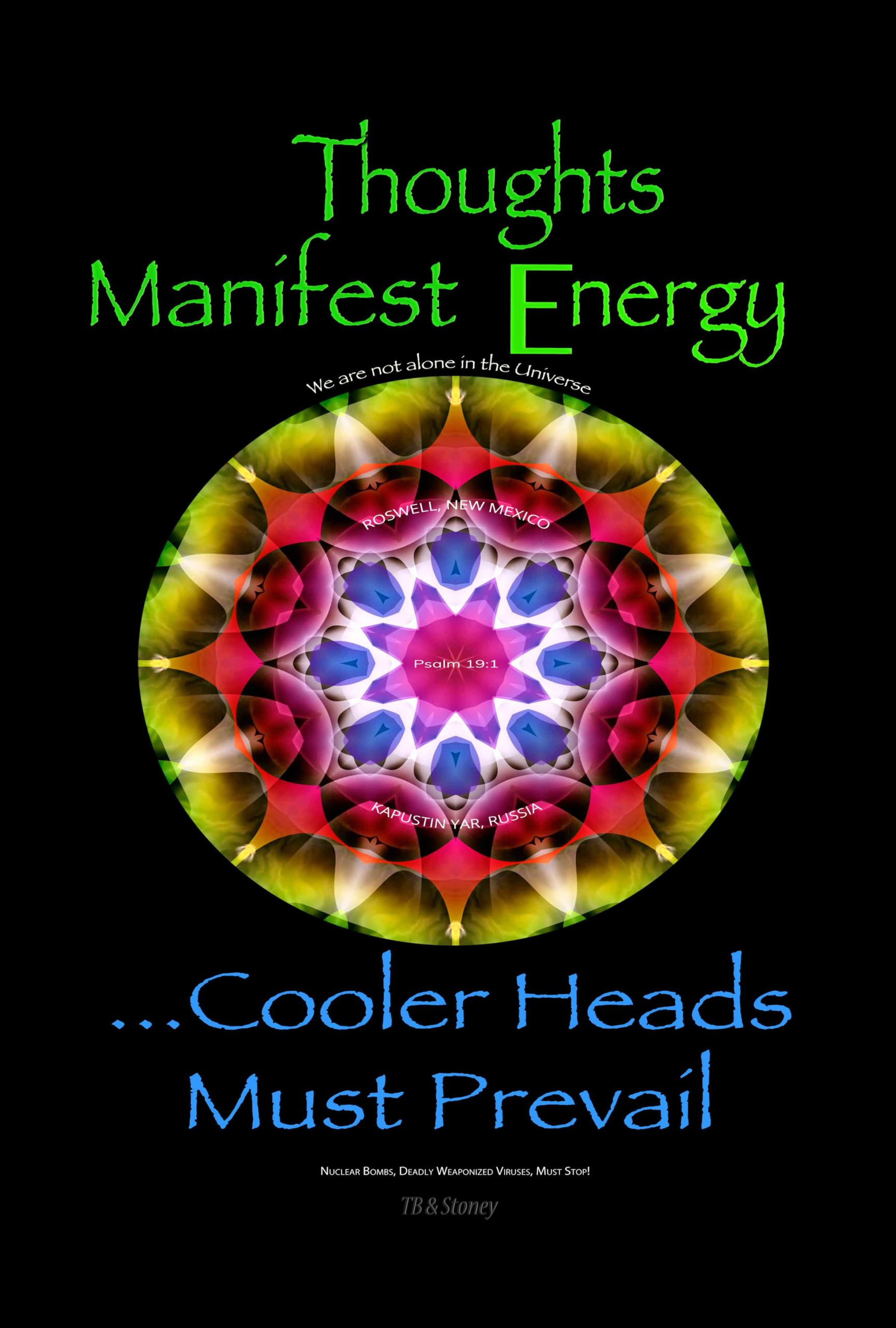 houghts Manifest Energy